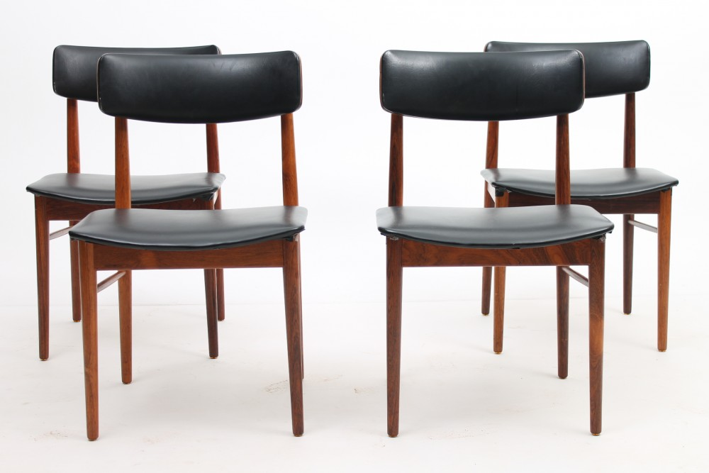 4-danish-rosewood-chairs