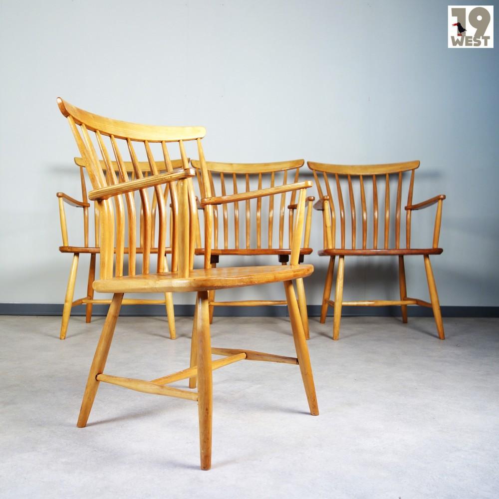bengt-akerblomfour-akerblom-chairs-sweden-1950s