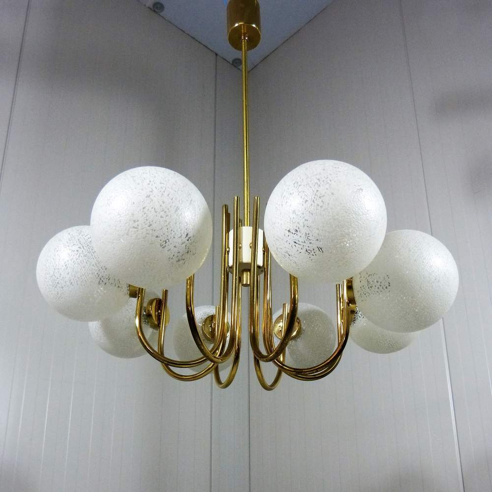 brass-chandelier-glass-shades