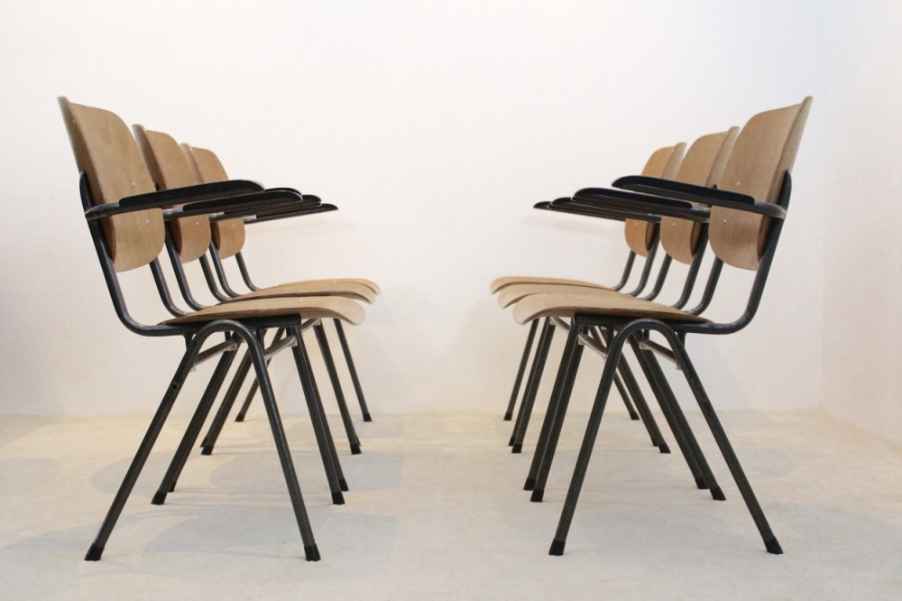 dutch-design-industrial-plywood-chairs-1960s