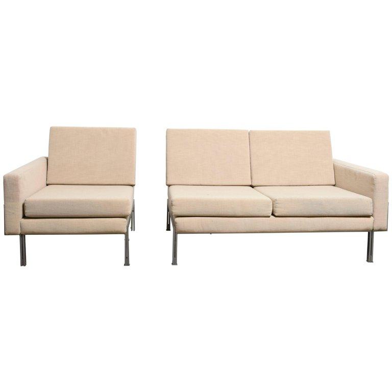 Incredible Midcentury Modern Modular Sectional Sofa By Florence Knoll 1960S Uwap Interior Chair Design Uwaporg
