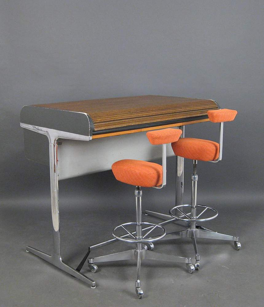george-nelsongeorge-nelson-high-desk-from-action-office-program-pair-stools-model-perch-for-herman-miller-vitra-3