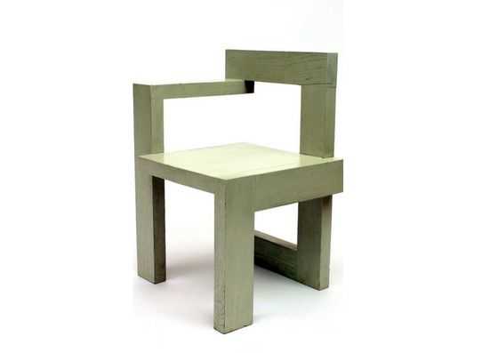 gerrit-rietveld-venduehuis-auction-steltman-chair-white-painted-beechwood