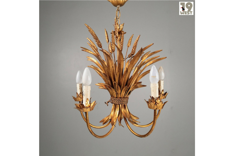 golden-wheat-sheaf-chandelier-from-1970s