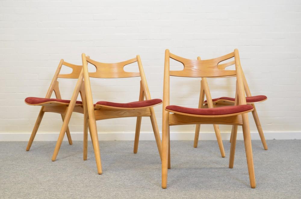 hans-wegnersawbuck-chairs-hans-j-wegner