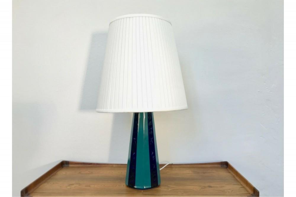 large-vintage-danish-green-and-blue-ceramic-table-lamp-soholm