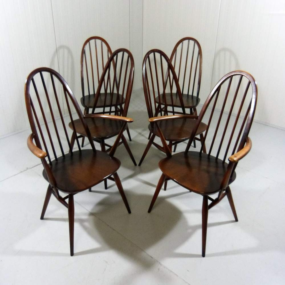 lucian-ercolaniset-6-ercol-windsor-dining-chairs