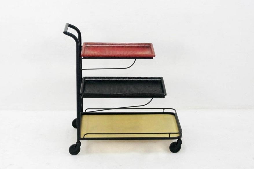 mathieu-mategotmathieu-mategot-demon-trolley-for-artimeta-1950s