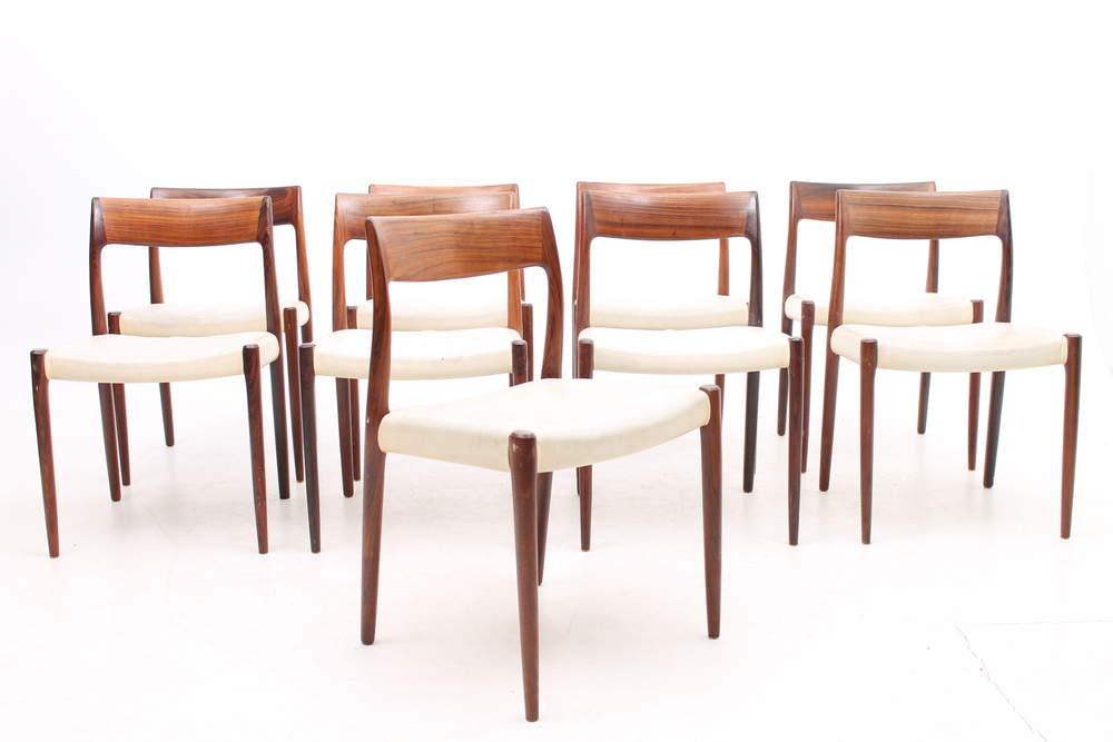 niels-o-mollerset-8-moller-rosewood-model-77-chairs