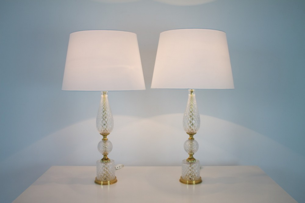 pair-elegant-textured-glass-and-brass-table-lamps-1960s