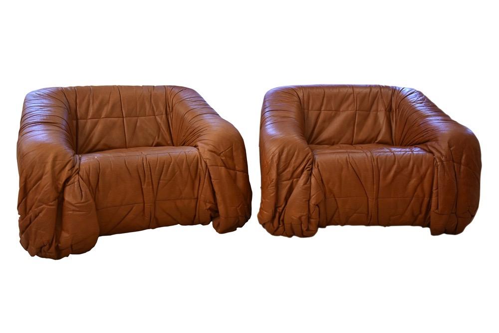 piumino-armchairs-de-pas-durbino-lomazzi