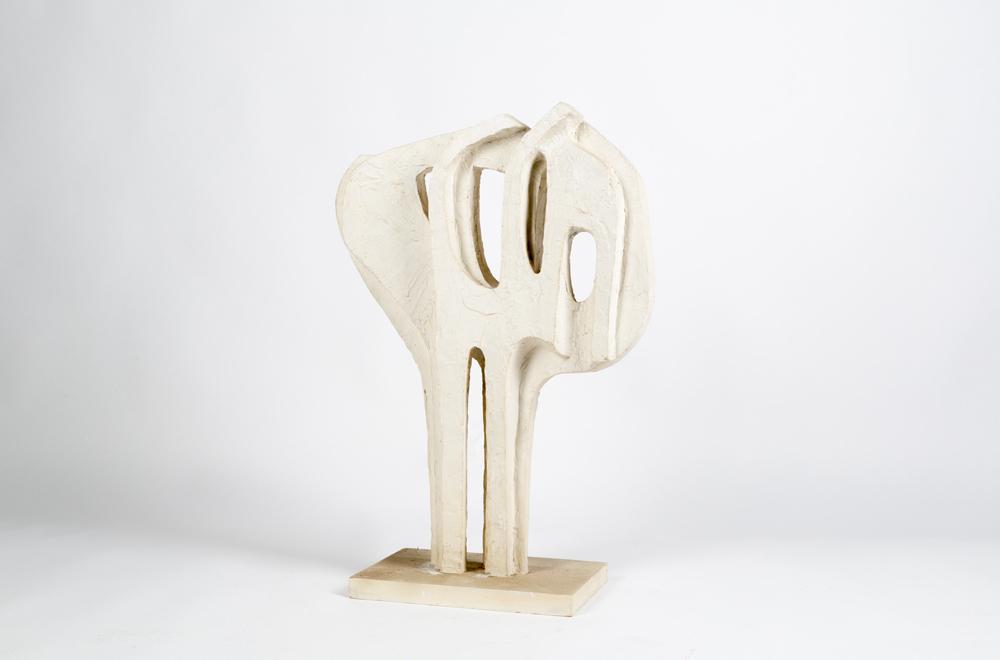 plaster-sculpture