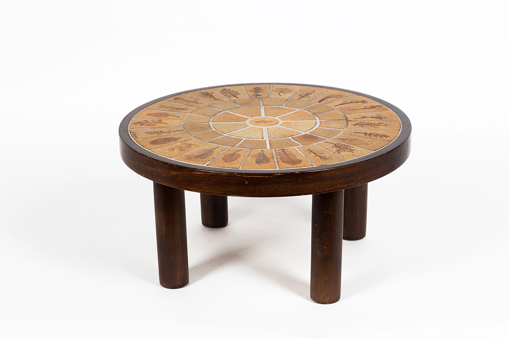 Roger Capron small side table
