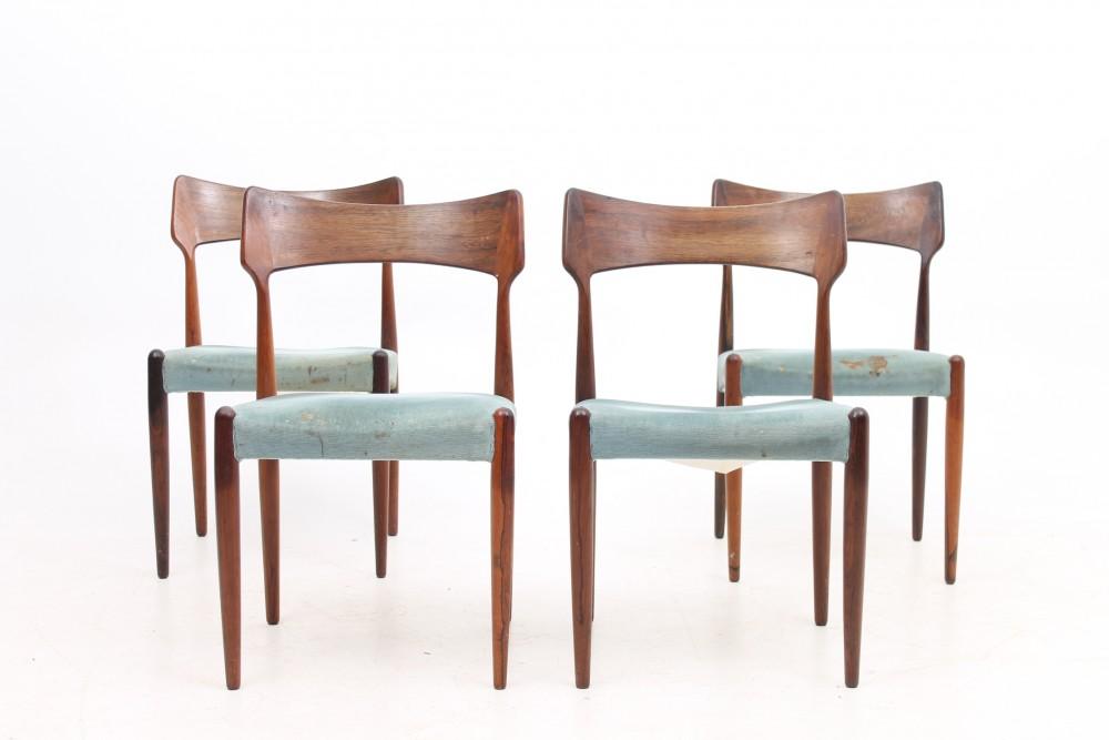 rosengreen-hansenset-4-chairs-rosengreen-hansen-dk
