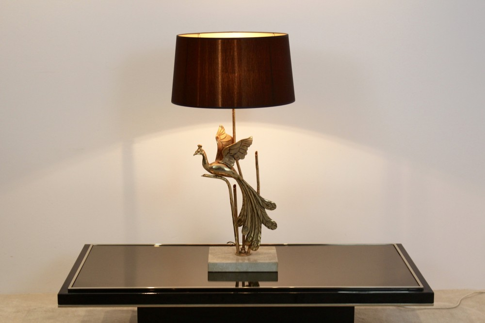 sculptural-gilt-metal-travertine-peacock-table-lamp-or-floor-lamp-1970s-belgium
