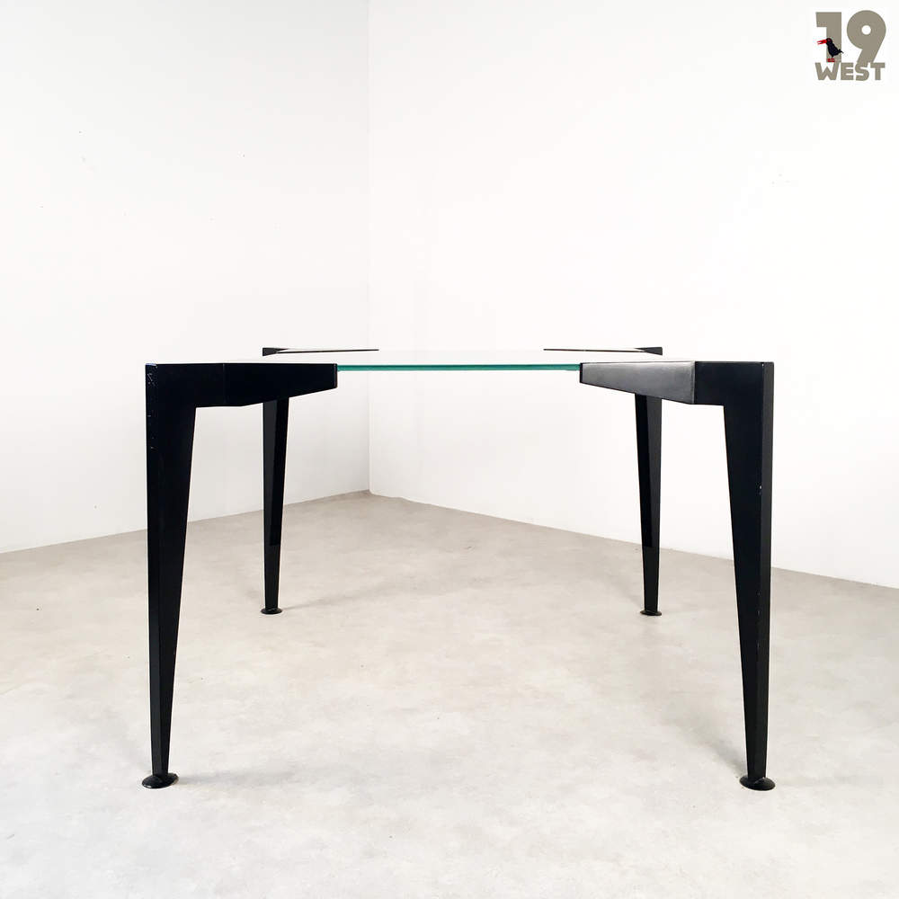 steel-and-glass-dining-table-from-1980s