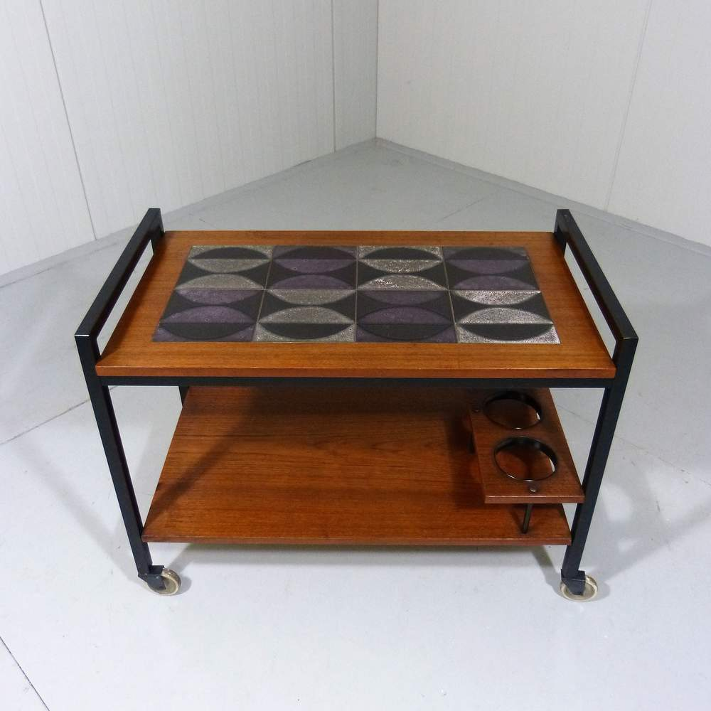 teak-trolley-ceramic-tiles