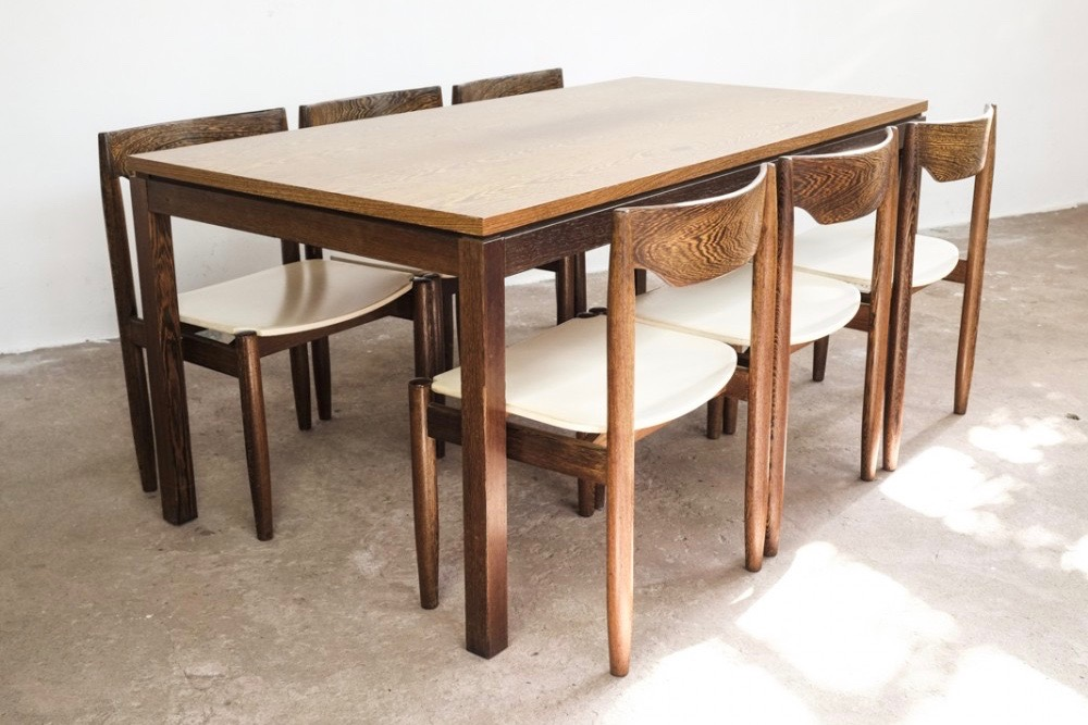 vintage-dining-set-table-and-6-chairs-wenge