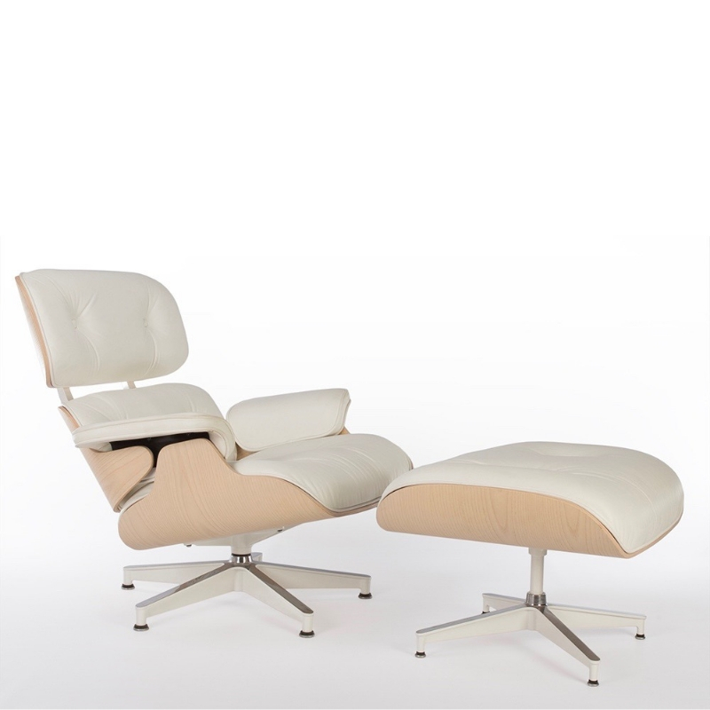Terrific White 2014 Herman Miller Eames Eames Lounge Chair Ottoman Lounge Seating Ocoug Best Dining Table And Chair Ideas Images Ocougorg