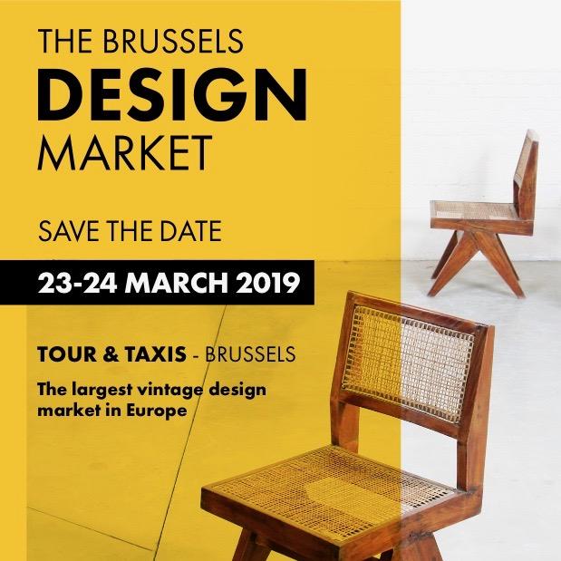 The Brussels Design Market Design Addict
