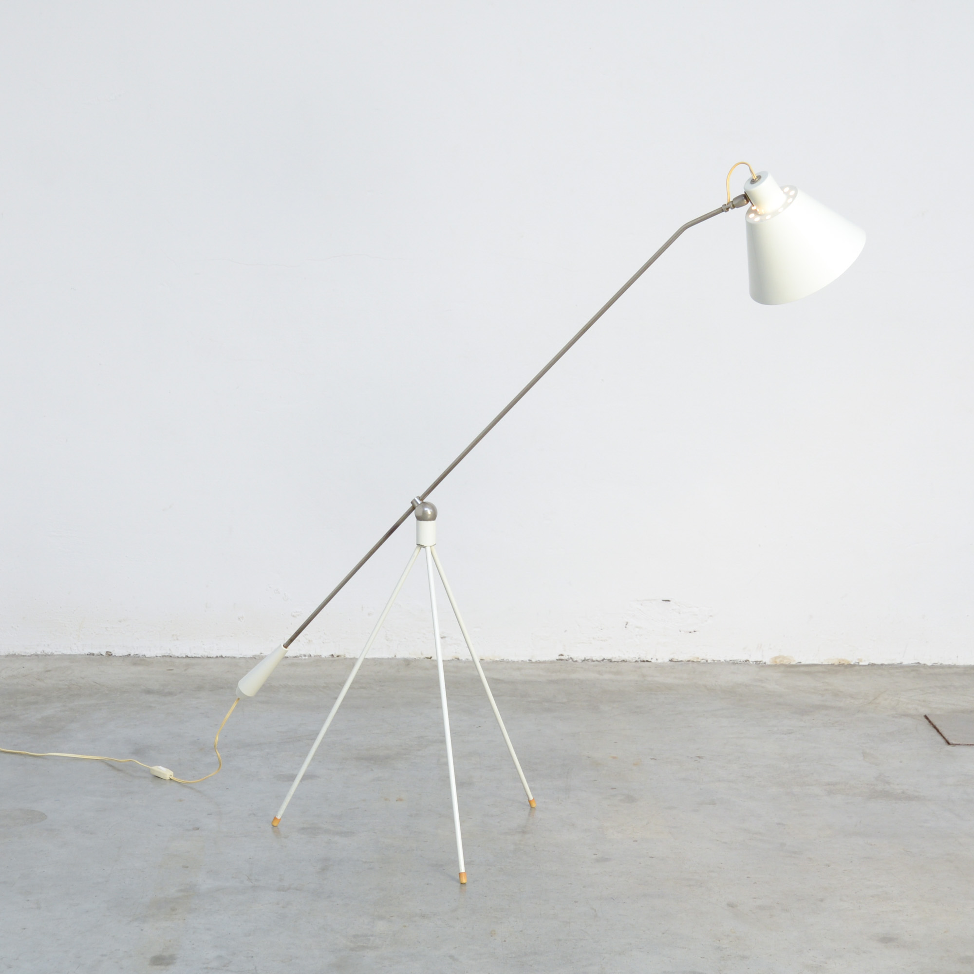 Floor lamp Magneto by H. Fillekes for Artiforte-6405