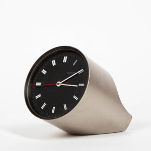 Angelo Mangiarotti Secticon clock