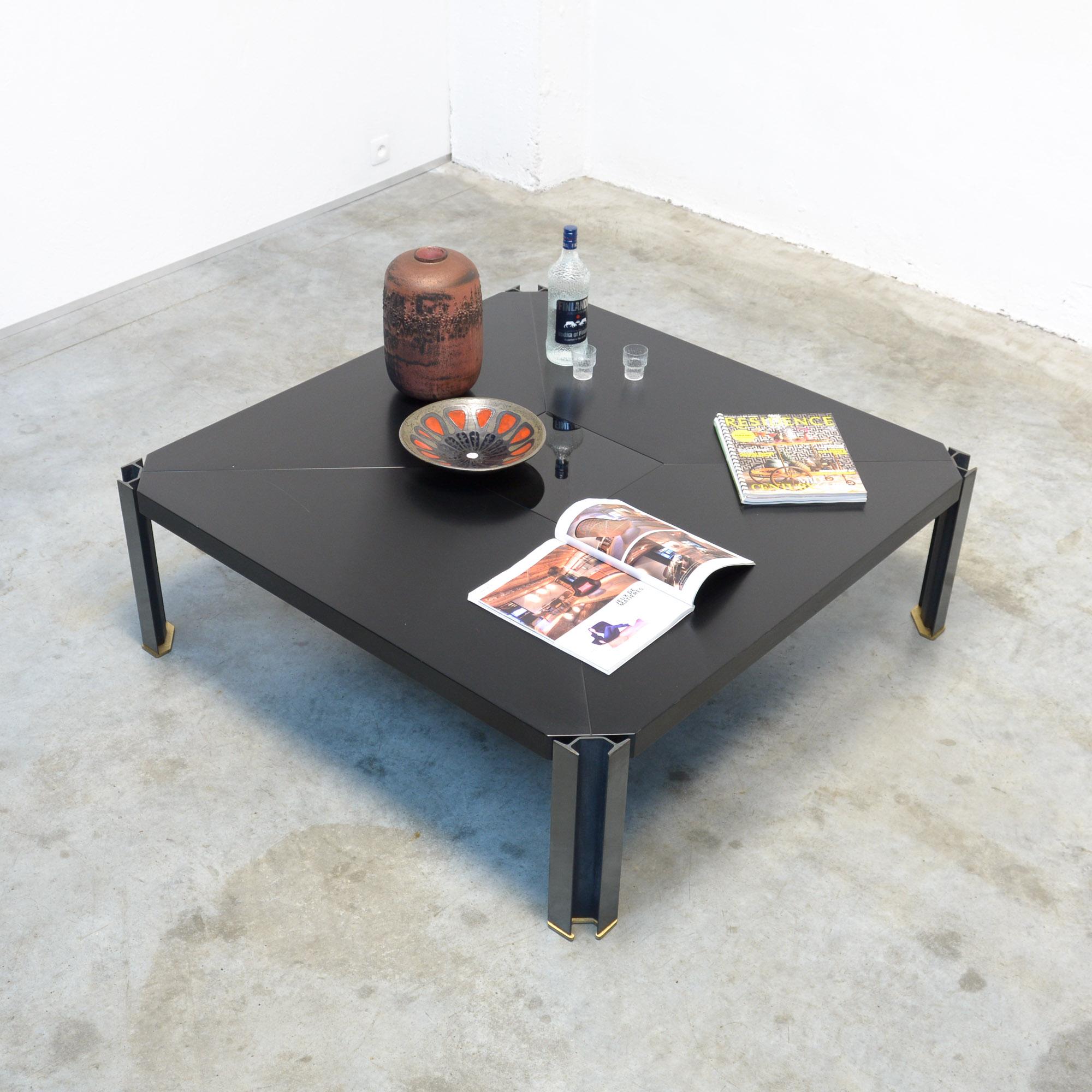 Tecno large coffee table-8508