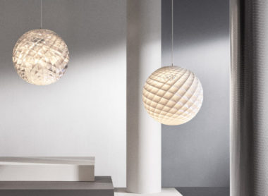 PATERA – Fibonacci sequence inspired light
