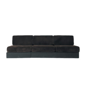 Modular lounge unit sofa from the 1970's