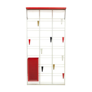 Coen de Vries Note Ladder Coatrack