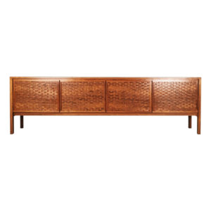 Rare rosewood sideboard from the 1960's by Poul Cadovius for Cado
