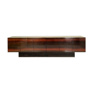Large rosewood sideboard from the 1970's