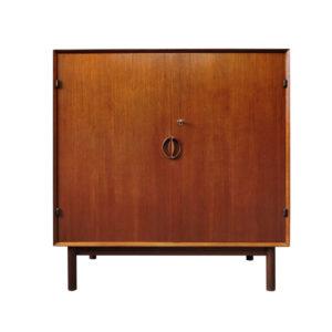 Teak Cabinet by Peter Hvidt & Orla Mølgaard-Nielsen for Søborg, 1956