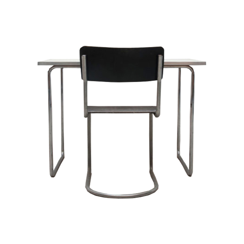 Bauhaus,1930s,Mart Stam Cantilever Chair and Table,