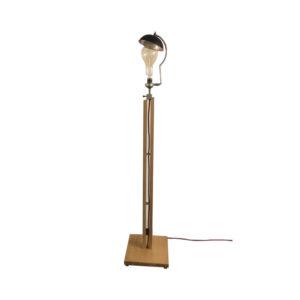 Vintage Minimalist Floor Lamp