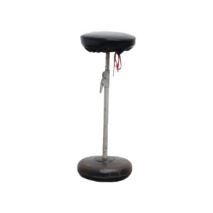 Dynamic Industrial Stool