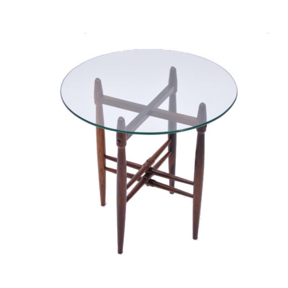 Poul Hundevad Side Table, 1958