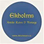Ekholms Antikt, Retro & Vintage