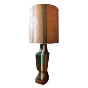 Mid-century, Ceramic Sculptural Lamp, Marianna von Allesch