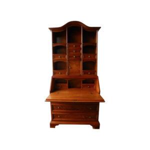 Vintage Secretary Wood 1960 s.
