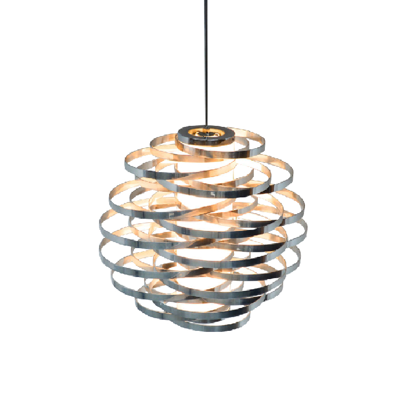 Large Cyclone Chandelier by Gaetano Sciolari