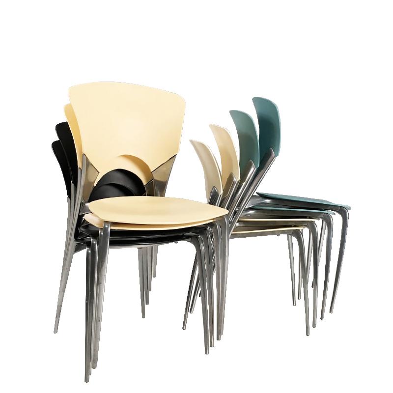 8 Driade Silla Chairs by Josep Llusca