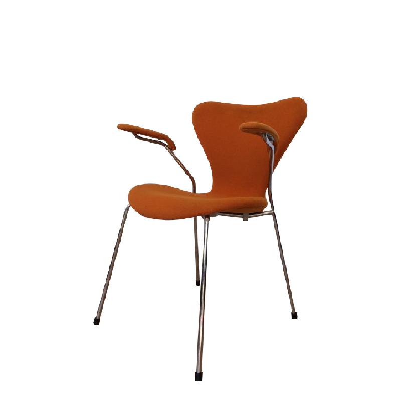 Model 3207 Armchair By Arne Jacobsen For Fritz Hansen, 1999