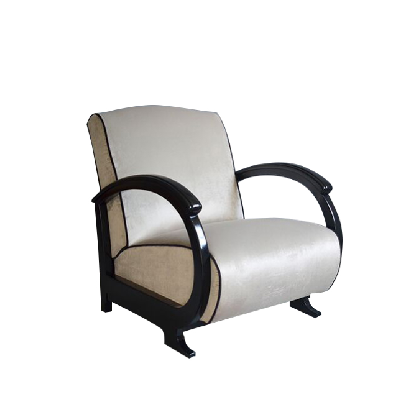 Art Deco Armchair