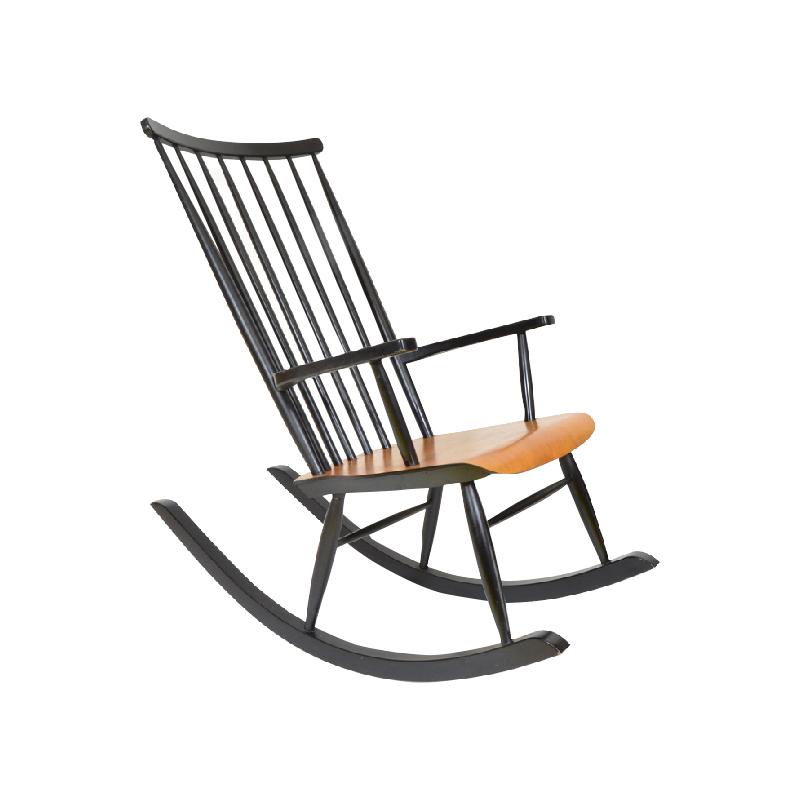 Rocking Chair, Ilmari Tapiovaara – 1950s