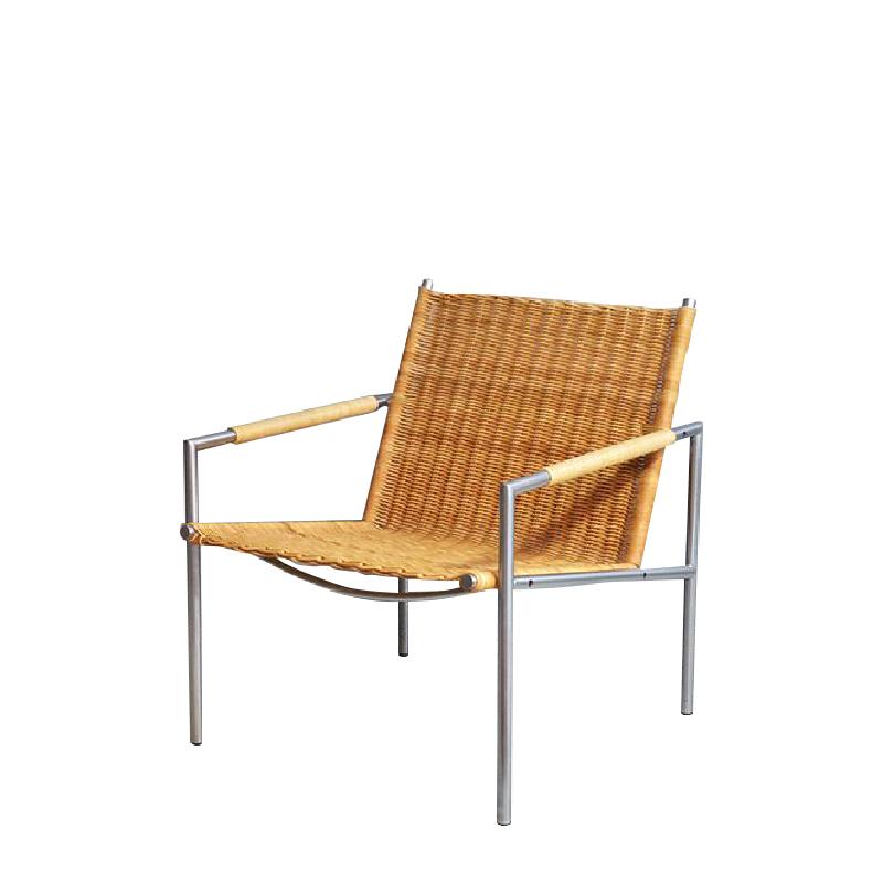 SZ01 Armchair By Martin Visser