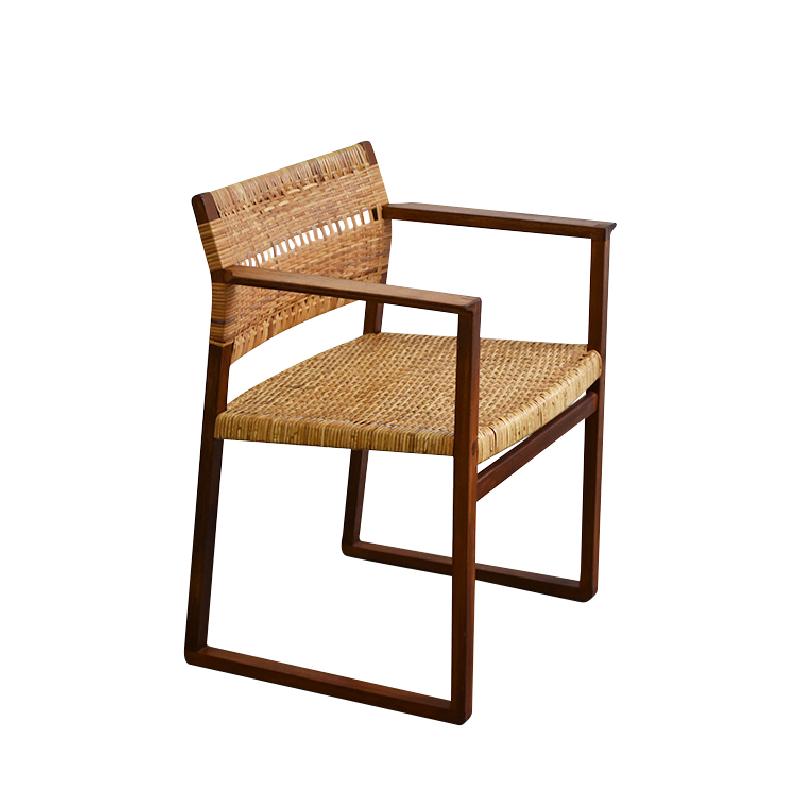 BM62 chair | Børge Mogensen | P. Lauritsen & Søn