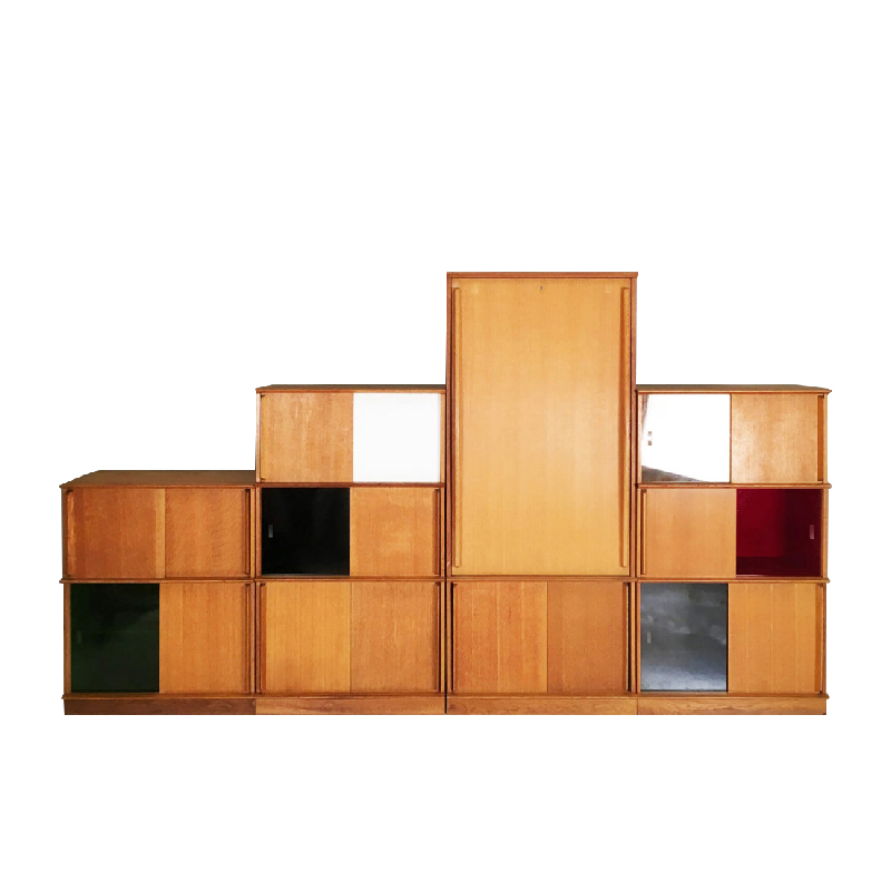 Modular OSCAR cabinet unit from 1950 by Didier Rozaffy