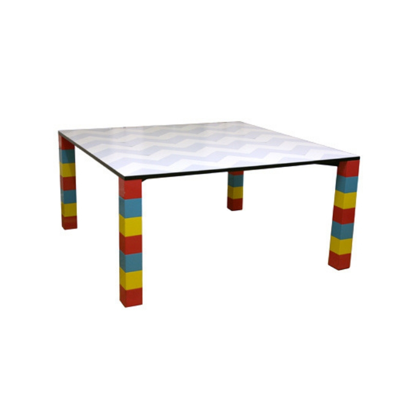 Pierre table | George Sowden | Memphis Milano