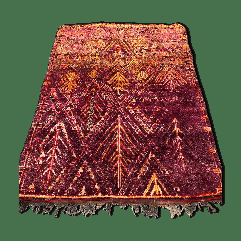 Moroccan Berber rug boujaad 285×200 cm